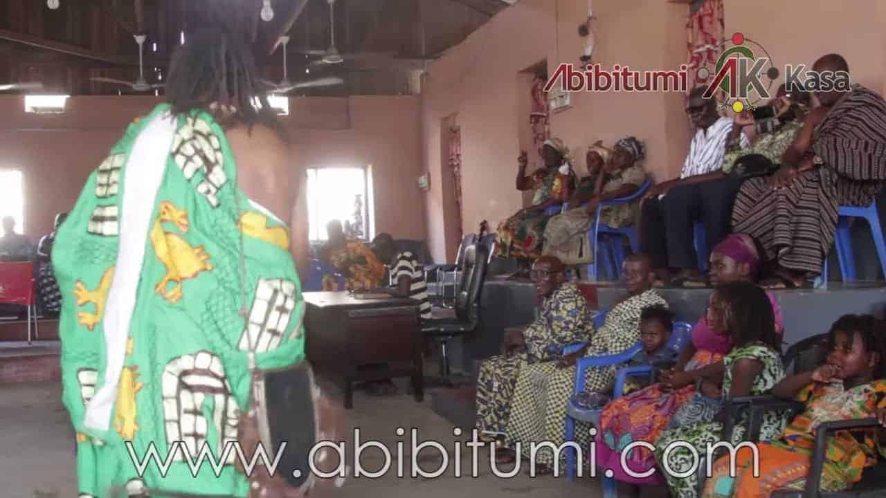 Nana Kwame Pɛbi Date I asa wɔ Awukudae ase (Akuapem Mampɔn)