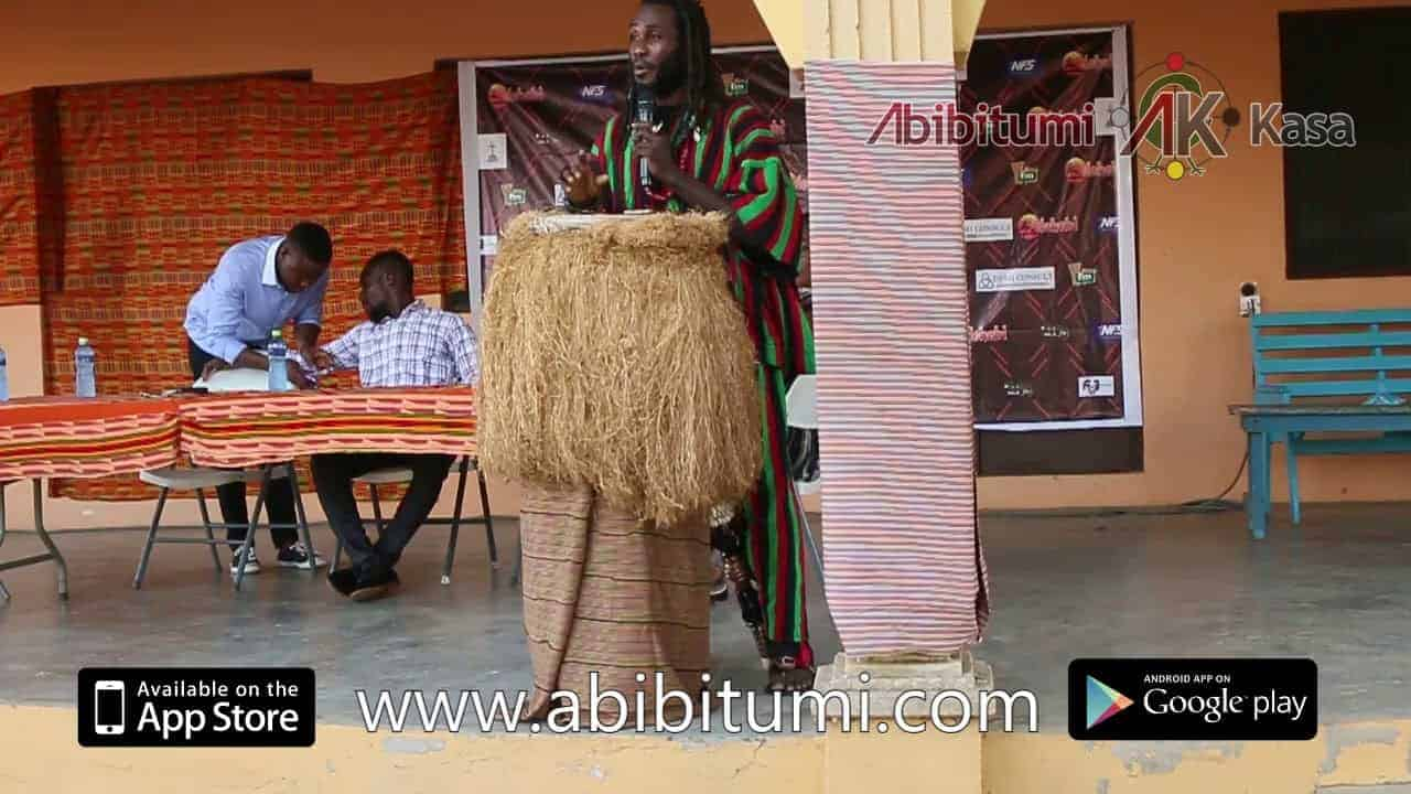 Odehebi Opening Speech: Afrikan Health and Fitness vs. the Sick-care Industry