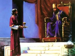 Nehemiah - Cupbearer