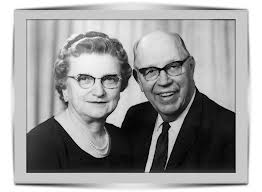 R.G. and Evelyn LeTourneau