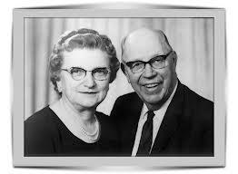 R.G. and Evelyn LeTourneau