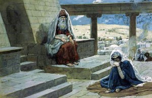 Hannah Praying