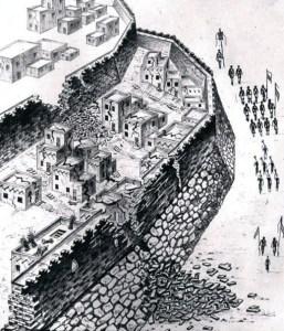 Gene Fackler - Jericho walls