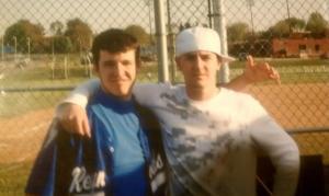 Randy with Shane