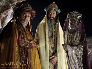Three Wise Men The Nativity Story