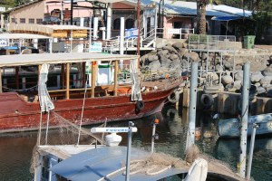 Galilee Fishing Boats