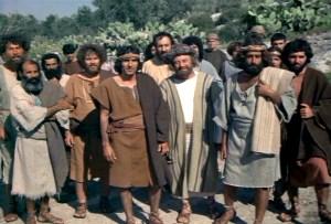 Jesus & His Disciples