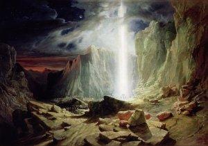 William-West-Israelites-passing-through-the-wilderness