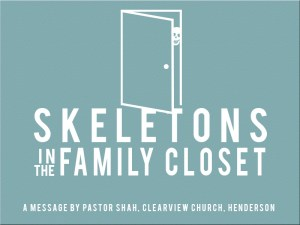 Skeletons in the Family Closet