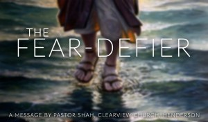 The Fear Defier