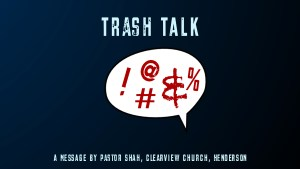 Trash Talk