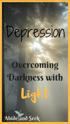 Depression: Overcoming Darkness With Light picture