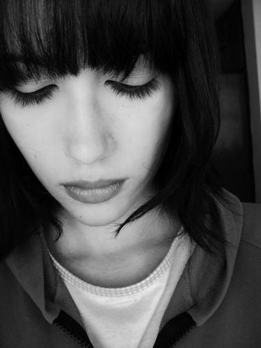 sad girl picture.