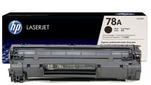 Hp 78A Black Genuine LaserJet Toner Cartridge (CE278A)