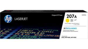 Hp 207 Yellow LaserJet Toner Cartridge