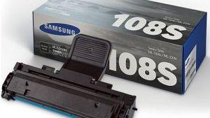Samsung MLT D108S Black Toner Cartridge