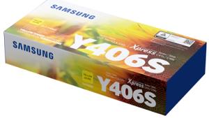 Samsung CLT C406S Original Yellow Toner