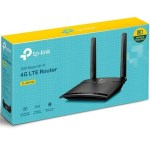 Tp-Link 300 Mbps Wireless N 4G LTE Router TL-MR100