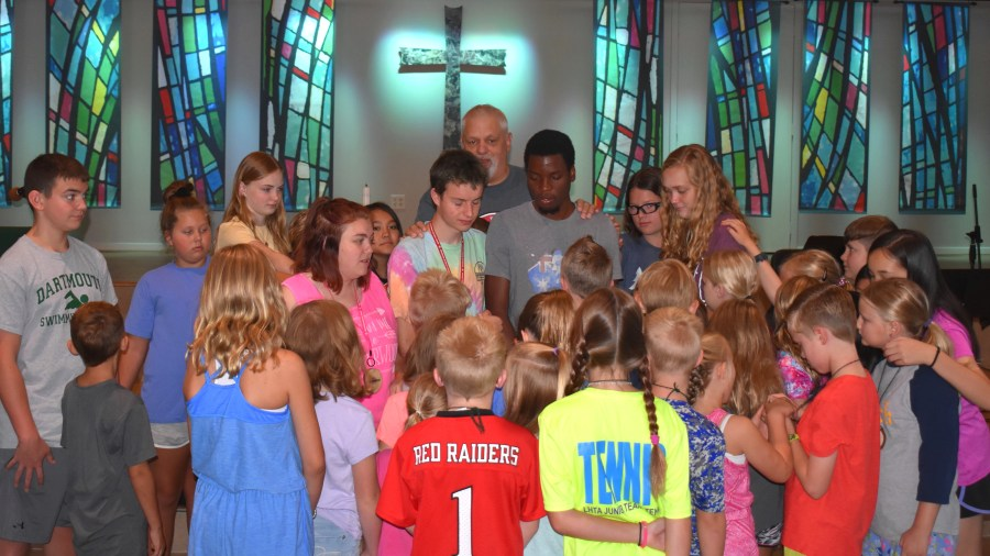 Abiding Grace Lutheran Church Youth Group
