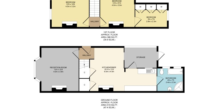 Hamilton Road E17 6EH-Layout copy