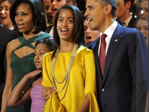 famille obama 565