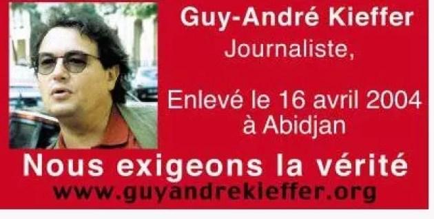 Guy Andre KiefferMain