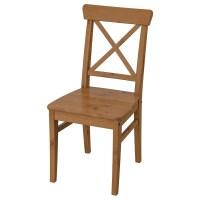 Norrnäs Stuhl Eiche Isunda Grau Ikea von Ikea Stühle Mit ...
