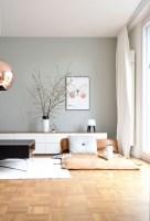 Die Schönsten Ideen Für Die Wandfarbe Im Wohnzimmer von ...