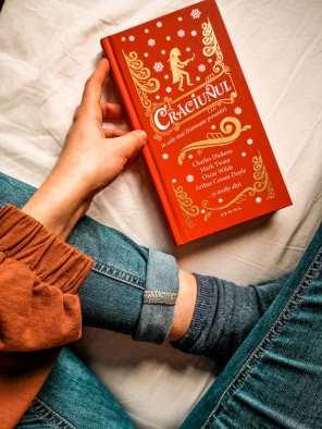 Coperta cărții Crăciunul în cele mai frumoase povestiri
