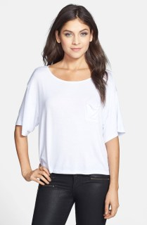Project Social- Chest Pocket Tee Really good basic T $20 (comes in 5 colors) shop.nordstrom.com