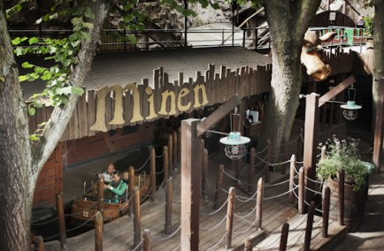 """""""The Mine"""" image courtesy of tivoligardens.com"""