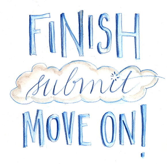 finish!submit!move-on!