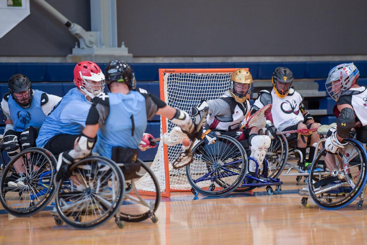 Lacrosse Elbow Pads