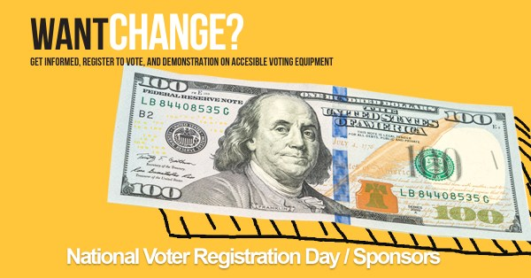 National Voter Registration Day - Ability360 | Phoenix, AZ
