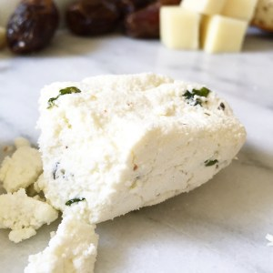 Tuscan Herb cheese (Food 52 inspired)