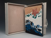 Water Book Clamshell Open