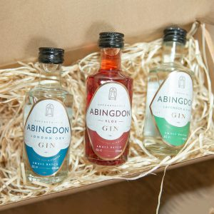 Gin Trio Gift Pack