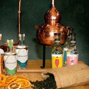 variety gin hamper