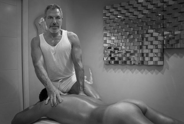 masajista gay madrid