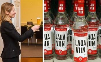 peaminister, odav viin