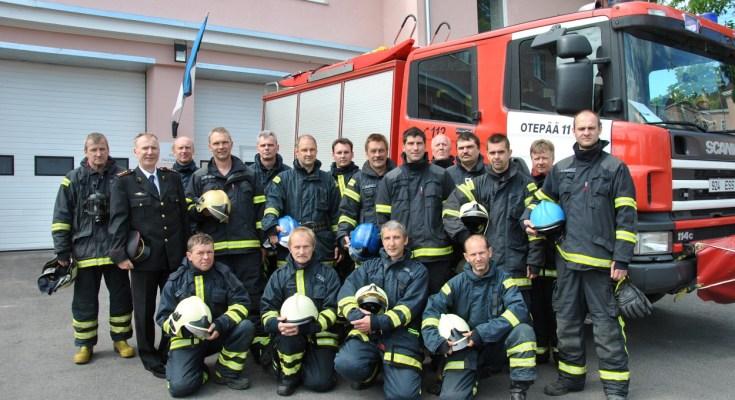Tuletõrje komando