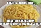 Tarkus Spagetid