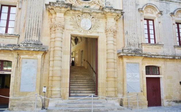 Museum of Natural History - Mdina Malta