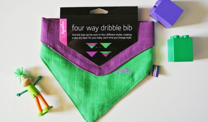 Baby Gear Review: Fay & Lou 4 way dribble bib - My Favourite Things Shop. www.abirdwithafrenchfry.com