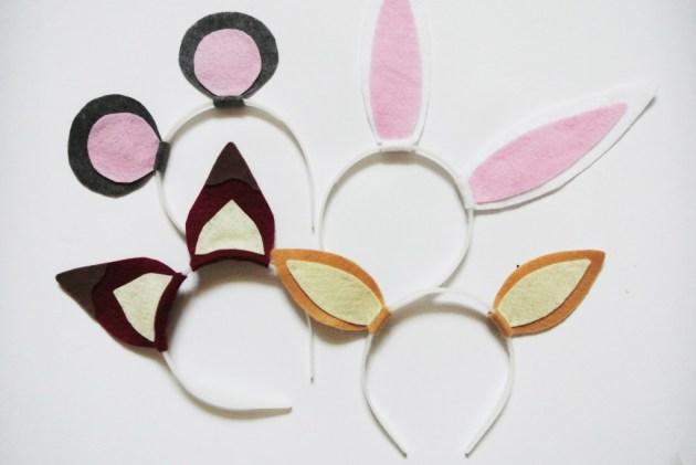 Woodland Critter Ears DIY