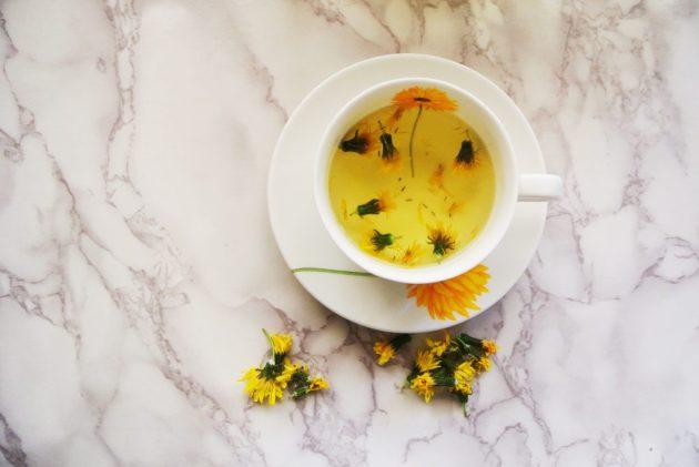 dandelion tea 6
