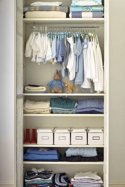 Craft A Baby-Sized Wardrobe