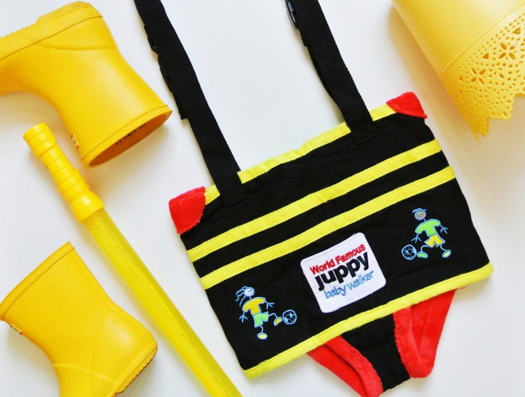 Baby Gear Review - Juppy - A Bird with a French Fry