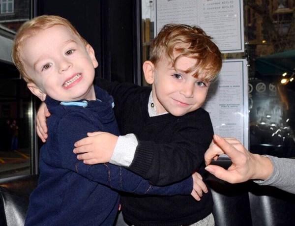 Emmet & Henry Meet in London