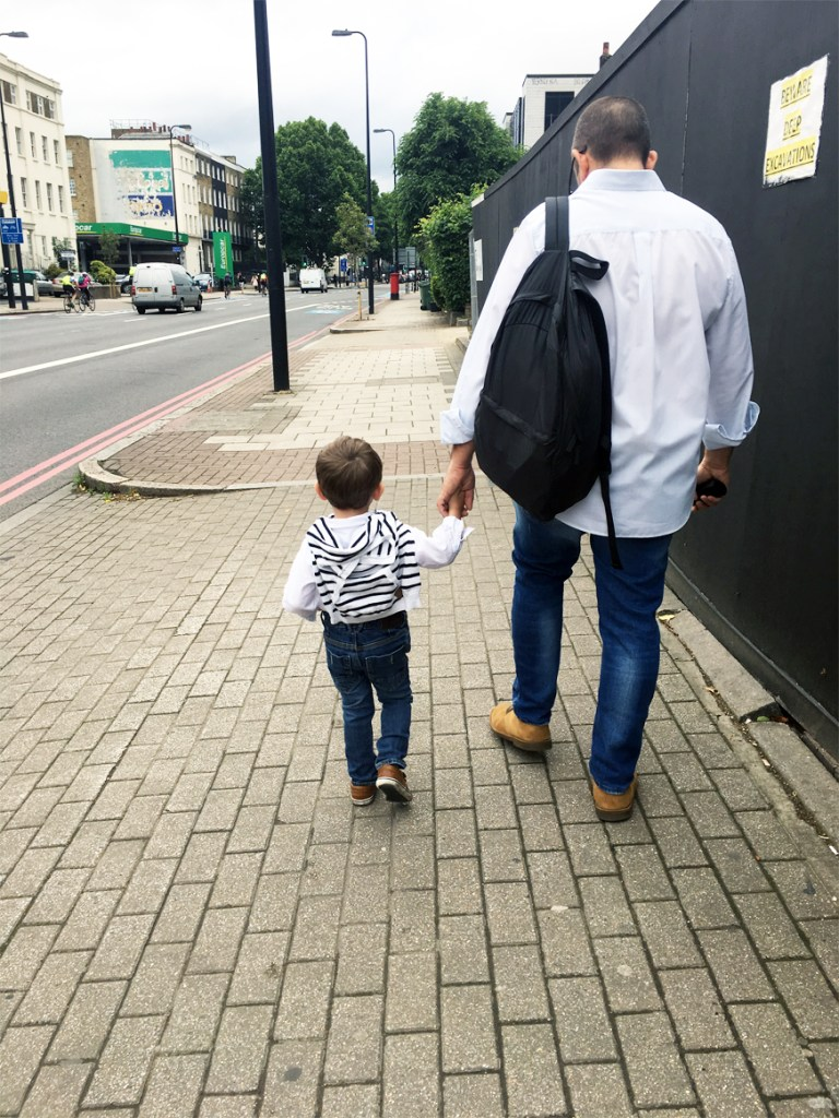 A Bird with a French Fry - About a Boy & a Kidney Transplant in London